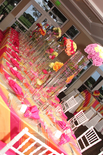 A Bat Mitzvah Pretty In Pink